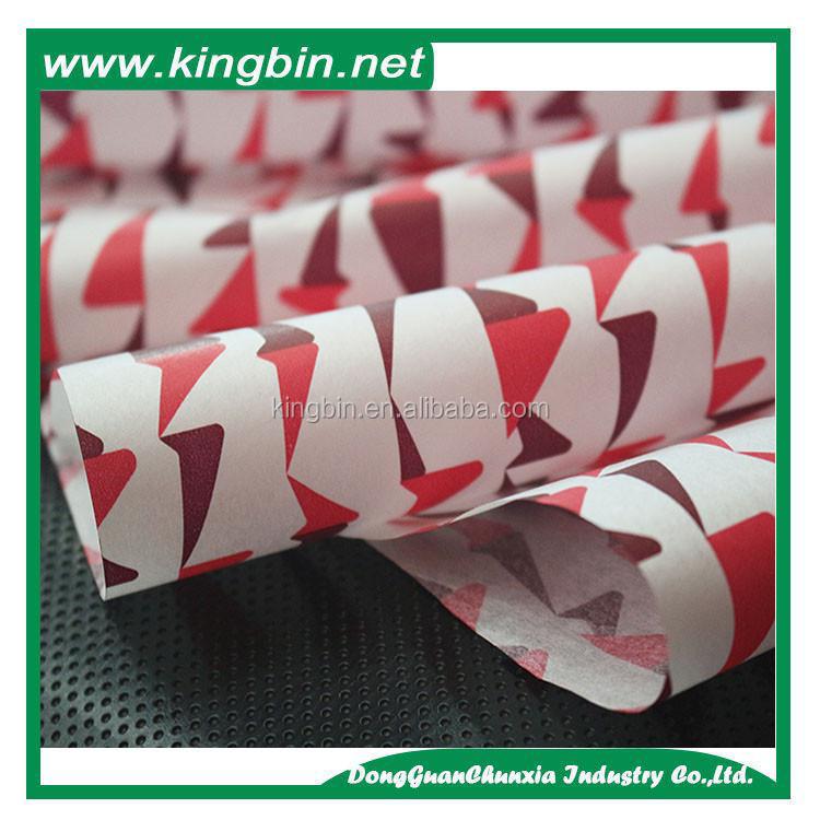 알리바바 베스트셀러 우수한 품질의 새로운 로고 디자인 포장 의류 티슈 종이