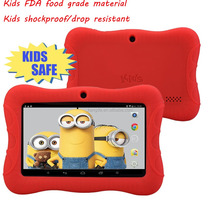 NEWEST DESIGN child proof silicone tablet case for Contixo tablet LA703 7.0inch,kids shockproof 7 nextbook tablet case