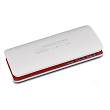 Portable Power Bank/Recharger 12000mAh for Cellphone with 18650 Battery