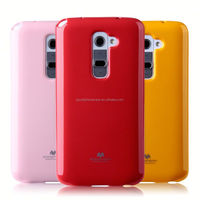 New Slim Soft Jelly Tpu Back Cover Case Waterproof Case For Lg G3