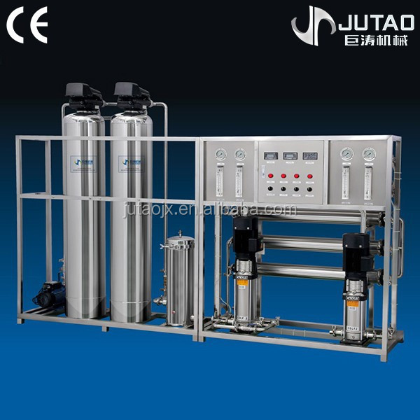 Industrial Filtration Equipment : Customized capacity industrial water filtration systems