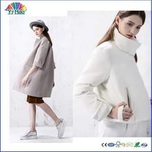 wholesales women fashion coat for winter wool women coat