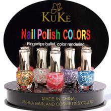 A variety of color optional 240 classic colors of nail polish