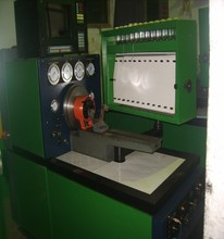 Diagnostic machine for cars engine diesel pump test bench