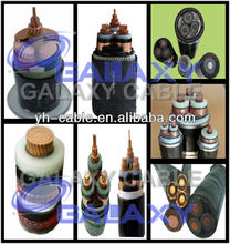 Manufacturer price quality HV/MV/LV PVC/XLPE Copper armoured power electric cable