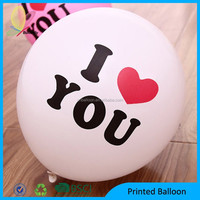 2015 Hot Sale Different Sizes Different Colors Latex Inflatable Advertising Balloon Balloon Advertising Balloon
