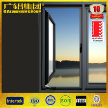 alumínio swing janela de alumínio da porta frame