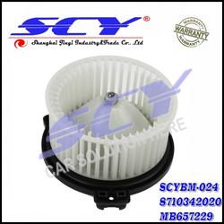 Heater Blower Motor For Eagle Mazda Mitsubishi Toyota MB657229 NA0161B10 87103-42020 8710342020