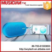 Waterproof blue tooth speaker/ HIFI mini Blue tooth Speaker outdoor for phone/notebook/mp3