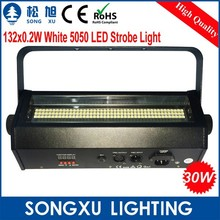 popular single head white led dmx led strobe lights stage equipment