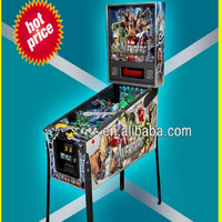 lifang amusement pinball machine oriental pearl pinball game board