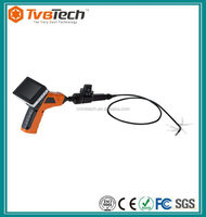 """Articulating 3.5"""" LCD Videoscope Endoscope Digital Drain Pipe Sewer Pipeline Inspection Camera For Sale 5 5MM Inspection Camera"""