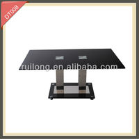 neoclassical furniture mat designs removable dining table DT008