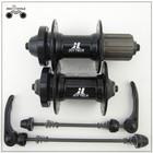 Alegria tecnologia bolas soltas 6 parafusos mountain bike freio a disco montar 8 / 9 / 10 s hub