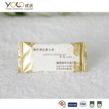 promotional natural fruit scent hotel soap with high nice quality