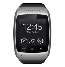 S15 1.54'' Bluetooth Smart Watch WristWatch Smartwatch for Samsung HTC Android Smartphone Phone Sync SMS/Facebook/Twitter