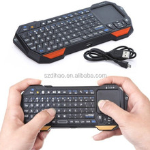 DIHAO Mini Bluetooth Keyboard W Touchpad for Android OS Windows