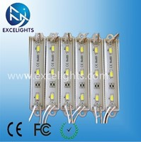 5050 smd everlight wateproof led modules, 3pcs samsung 5630 /5730 led module
