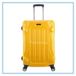 abs and pc polo trolley luggages
