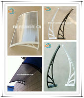awnings factory Polycarbonate canopies