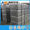 99.99% 99.995% pure zinc ingot