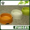 smart pet bowl food bowl bamboo dog cat dish