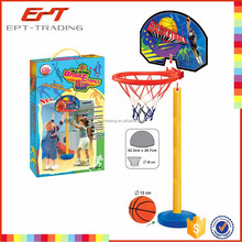 Plastic basketball games toy basketball hoop for kids