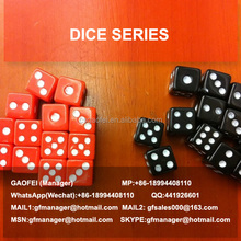 2015 hot sell new design dice for promotion using