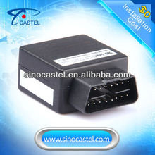 GPS Tracking device with OBD 2 Plug & Play