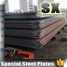 wear resistant steel plate NM500 XAR500 ar500 for sale