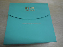 Magnets gift paper box, Rigid paper box, Book packaging paper box