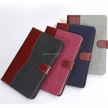 OEM manufacture flip smart pu leather cover case for ipad mini 3
