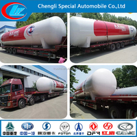 56m3 gas delivery tank,gas filled cylinder for sale