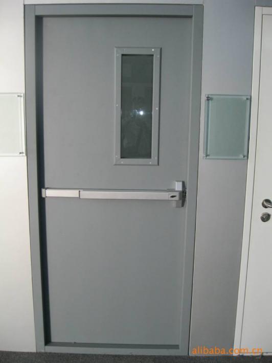 Fire Rated Steel Doors : Metal fire door steel buy