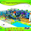 Recreational Large Children Commercial Indoor Playground Equipment 155-11a