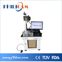 China hottest! Jinan Ruofen laser fiber laser marking machine& artline marker