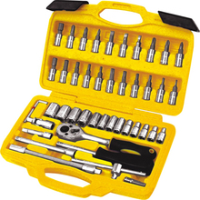 46 PCS 1/4'' DR.SOCKET WRENCH SET