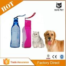 High Quanlity Portable Pet Feeding Bottle Dog Dispenser Pet Travel Drink Water Bottle