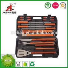 nuevo producto caliente de aceroinoxidable de barbacoa utensilio con pincho
