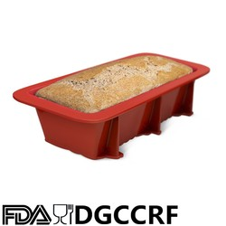 Top Gift Idea for Cooking for 2015 Silicone Bread and Loaf Pan