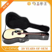 v-ding 2015 China Wholesale upscale classical guitar Industrial Protective Casesmusical instruments hard case Manufacturers