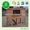 2 Storey Rabbit Guinea Pig Hutch Cage W/ Trays Chicken Hen Ferret Coop Pet House