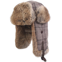 2014 wholesale fashion warm winter hunting hat for adult outdoor