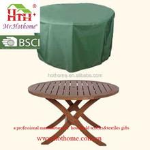 Pe Woven circular table cover
