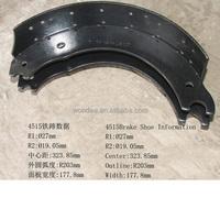 13T Fuwa type Axle Brake Shoe