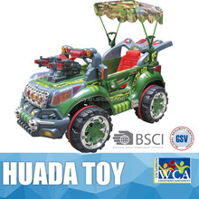 Newest children big ride on jeep kids car