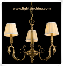 American Graceful Oil Rubbed Brass ceiling light