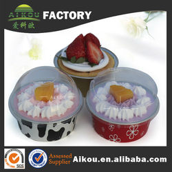 Best quality discount aluminum foil cake cup for wholesale baking cake