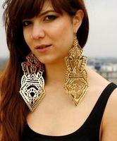 Vogue Jewelry Vintage Big Earrings for Women