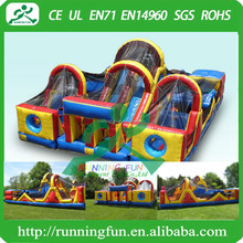 Hot sell Adventure Rush Extreme obstacle course